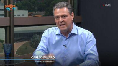 Fávaro revela ter sido grampeado por Taques e por isso deixou governo; assista