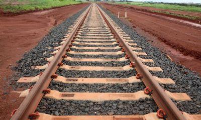 Ferrovia Senador Vuolo vai chegar a Cuiabá e a Lucas do Rio Verde