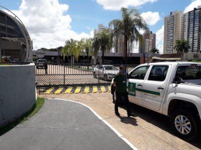 Fiscalização municipal fecha oito estabelecimentos na capital
