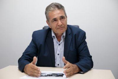 'Meta é entregar 41 mil títulos de regularização fundiária até 2022', afirma presidente do Intermat