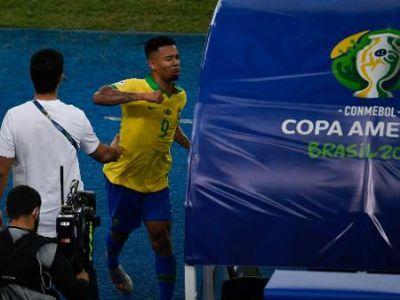 Jesus é suspenso por confusão na Copa América e perderá amistosos do Brasil
