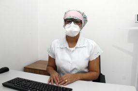 Enfermeira conta sua rotina e pede que população se previna da covid-19