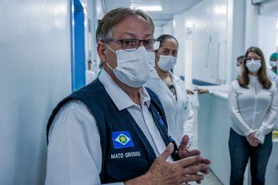 Gilberto admite chance de 2ª onda da covid-19 e critica: 'é como se a pandemia não existisse mais'