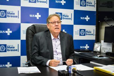 Gilberto descarta reeleição e deve deixar Saúde em junho para disputar prefeitura
