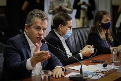 Mauro Mendes diz que indicação de Thiago Silva para Seciteci é 'especulação'