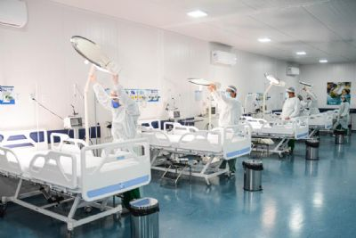 MT recebe 10 pacientes de Rondônia nesta terça