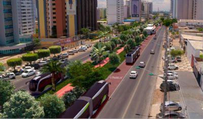 Governo convida Cuiabá e VG para conhecerem plano de integração do BRT