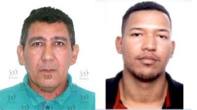 Polícia divulga foto e procura homens envolvidos no homicídio de comerciante