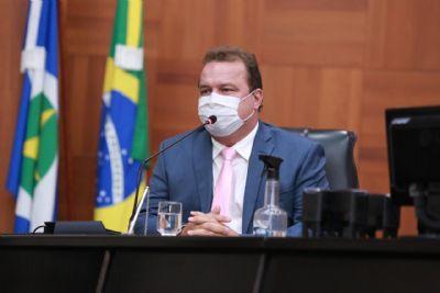 AL entra com ação para questionar distribuição de vacinas pelo Governo Federal