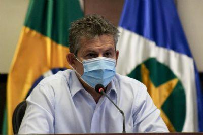 'Não espere ficar grave demais para procurar um médico', orienta governador