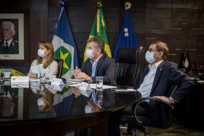 Mendes cobra recursos do Fundo Amazônia para minimizar danos do Covid-19