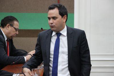 Diego entra com agravo interno na justiça para retomar CPI do Paletó