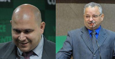 Abílio ameaça cassar mandato de Misael; presidente alega estar respaldado