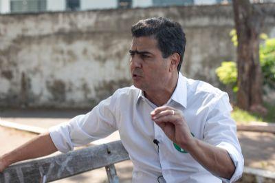 Pinheiro repudia paralisação dos motoristas do transporte coletivo: 'Vou acionar a Justiça'