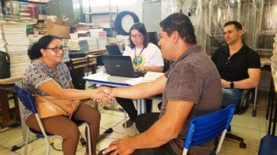 Cejusc promove conciliação de avó e pai em relação a menino de 10 anos em Araguainha