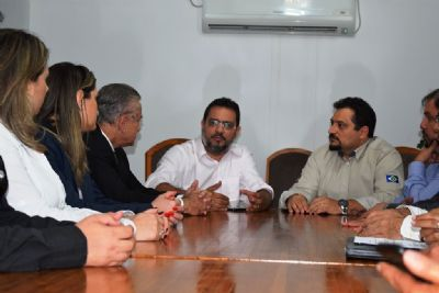 Judiciário inicia tratativas para parcerias com a Unemat