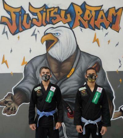 Atletas do Jiu-Jitsu Rotam são contemplados com bolsa atleta do governo de MT
