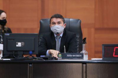 Deputado requer informações da Sema sobre situação de garimpos em MT
