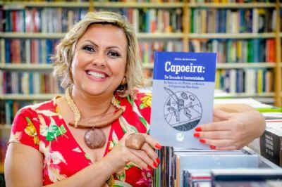 Livro de professora da rede estadual integra acervo da maior biblioteca do mundo
