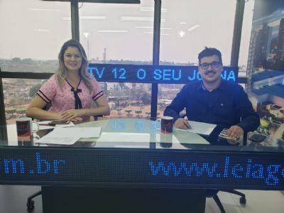 LTV 12 - 12/09/2019 - Ao Vivo