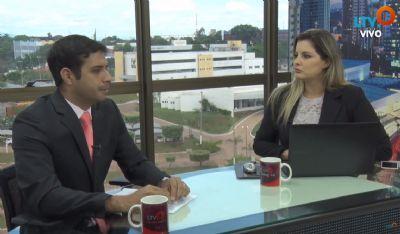 Lilo Pinheiro diz que política e família caminham separadamente e não defende primo Emanuel