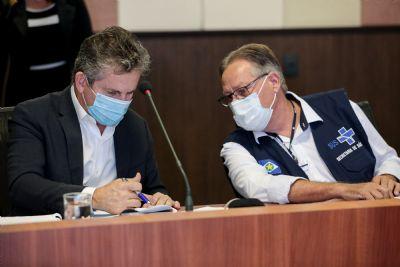 Covid-19: Mauro pede que Saúde inicie processo para vacinação prioritária de professores