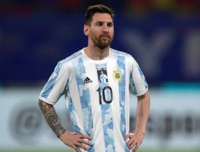Argentina emite nota oficial para confirmar participação na Copa América: 'Esforço enorme'