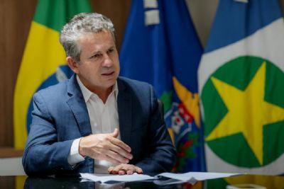 Mauro e governadores dos estados da Amazônia Legal enviam carta a Joe Biden