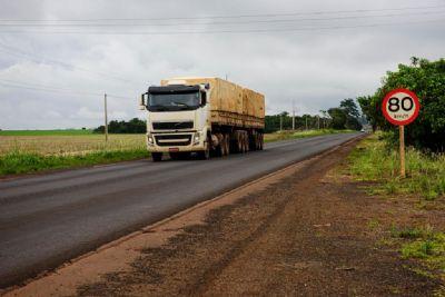 Sinfra disponibiliza informações sobre pontos de apoio nas rodovias