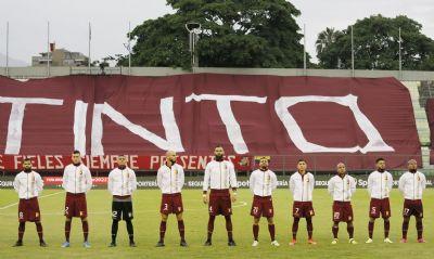 Venezuela tem surto de covid-19 antes da estreia na Copa América