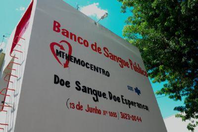 MT Hemocentro promove evento online para incentivar doação de medula óssea