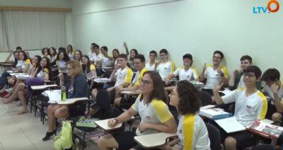 Com aproximação do Enem, alunos começam preparação para provas; veja vídeo