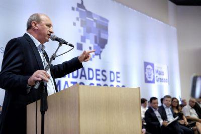 Neri diz que Cidinho faz 'lambanças' e reafirma pré-candidatura ao Senado