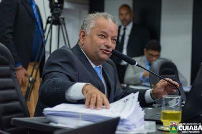Misael vai recorrer da decisão que suspende votação da CPI do Paletó