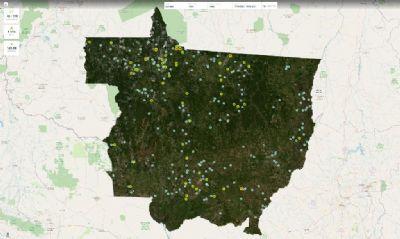 Sema notifica automaticamente proprietários de áreas com alerta de desmatamento