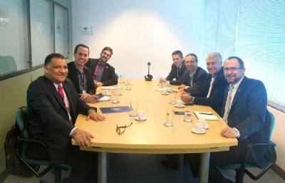 Mato Grosso manifesta proposta de parceria à ONU