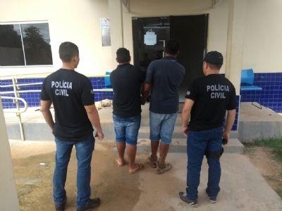 Autor de homicídio é preso pela Polícia Civil em Cuiabá