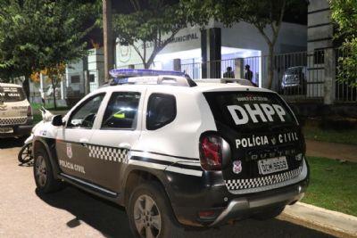 Operação Interfectores cumpre mandados para esclarecer homicídio ocorrido no município