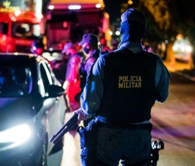 Suspeito é preso por tentativa de roubo em parque de Cuiabá