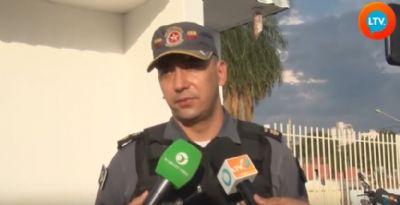 Homem acusado de dar suporte a roubo em frente ao Itaú é preso; veja vídeo