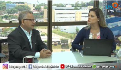 Misael Galvão fala que mudança de partido não é para ser candidato à majoritária