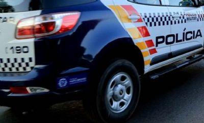 Dupla é detida em flagrante com dinheiro roubado de posto de gasolina