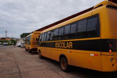 Seduc repassa mais R$ 7,7 milhões para transporte escolar de municípios