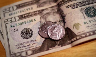 Dólar cai para R$ 5,38 com otimismo externo