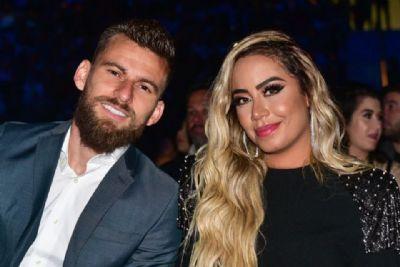 Após Gabigol, irmã de Neymar reata namoro com jogador Lucas Lima