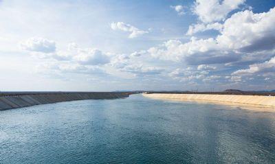 Águas do Rio São Francisco chegam ao Ceará nesta sexta-feira