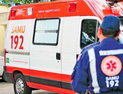 Criança de 05 anos morre após ser atropelada por motocicleta