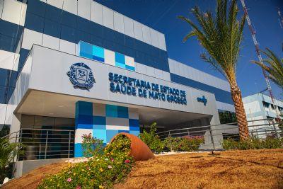 Intervenção na Secretaria de Saúde