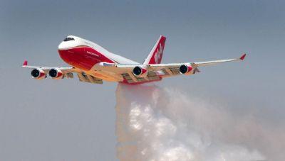 Brasil receberá avião de Israel para combater incêndios na Amazônia