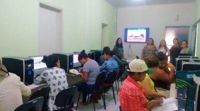 Prefeitura, Senar, Senai e Sindicato Rural oferecem 195 vagas de cursos para qualificação profissional